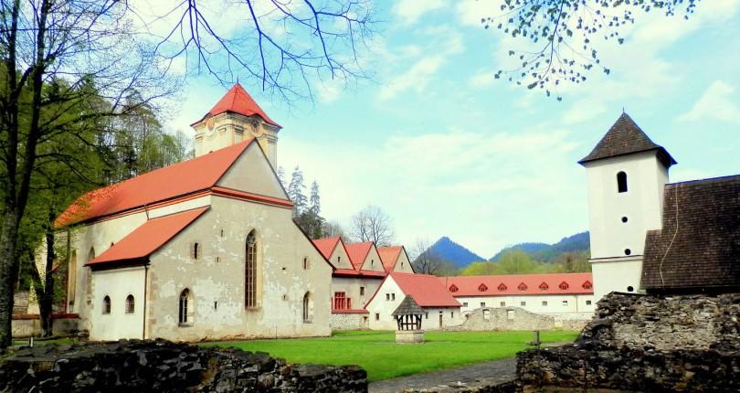 Národná kultúrna pamiatka Červený kláštor
